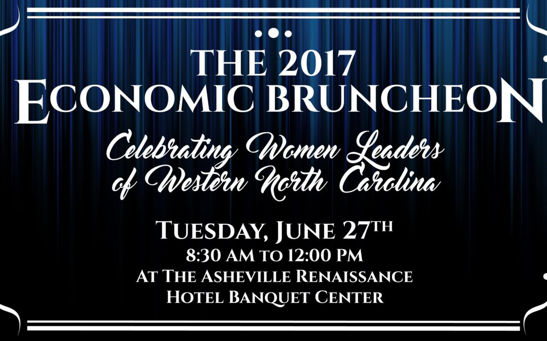 Hosting 2017 Economic Bruncheon for Women Leaders of WNC